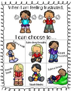Play Theme // Emotions — Yoga Pants & Pearls Play Theme // Emotions — Yoga Pants & Pearls,Calm Down Corner Frustrated choices cover.jpg Related posts:Visual Schedules in the Special Education Classroom - Mrs. Emotions Preschool, Preschool Behavior, Classroom Behavior, Kids Behavior, Preschool Learning, Preschool Activities, Teaching Kids, Family Activities, Teaching Social Skills