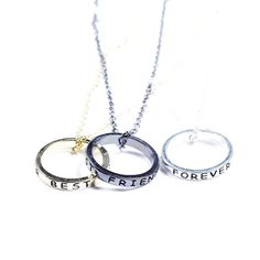 Cute friendship rings for 3