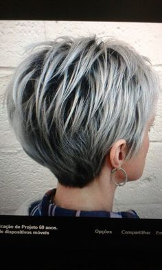 Hairstyles for women short over 60 short