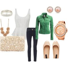 Pretty summer outfit <3