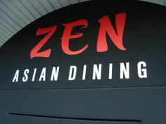 Zen Asian Dining Is Influenced By The Best From Vietnam, China, Thailand  And Japan