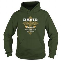 Cool DAVID Shirts & Tees