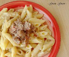 Pasta con pesto di castagne e salsiccia | Ricetta