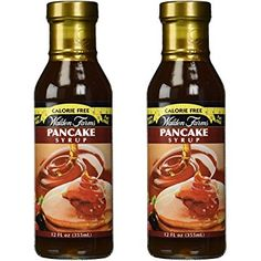 Walden Farms Calorie Free Pancake Syrup (Pack of 2 12 oz bottles)