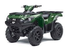 New 2017 Kawasaki Brute Force 750 4x4i ATVs For Sale in Florida. The Brute Force® 750 4x4i ATV offers serious big-bore power and capability. The legendary 749 cc V-twin engine blasts up hilly trails, and through mud and sand with ease. The independent suspension smoothes out even the nastiest of terrain.749 cc liquid-cooled, 90-degree V-twin, DFI® four-stroke with electric startContinuously Variable Transmission (CVT) with Hi / Lo range and reverseSelectable 4WD with variable front…