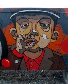 Street art in Finland / Suomalaista katutaidetta. tumblr.
