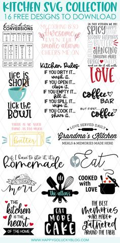 Cricut Svg Files Free, Cricut Fonts, Free Svg Cut Files, Cricut Craft Room, Cricut Creations, Svg Cuts, Cricut Images Free, Grace Kitchen, Thing One Thing Two