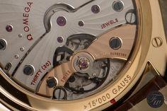98501494bba Omega De Ville Trésor Rolex Cellini