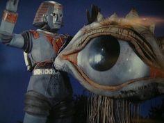 I see you Giant Robot.