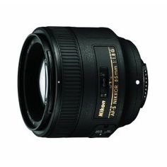 Amazon.com: Nikon 85mm f/1.8G AF-S NIKKOR Lens for Nikon Digital SLR Cameras: NIKON: Camera & Photo