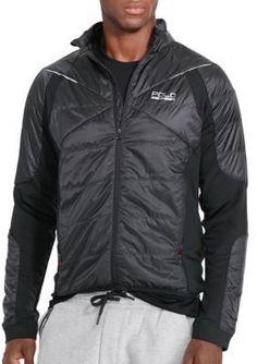 Polo Sport Polo Black Ripstop Hybrid Jacket