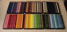 prismacolor premier colored pencils   Prismacolor Premier colored pencils new in box 132 count never used ...