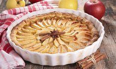 Bezlepkový voňavý jablečný koláč
