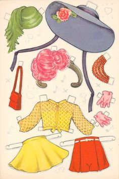Sally by Queen Holden, 1950 - papercat - Picasa Albums Web