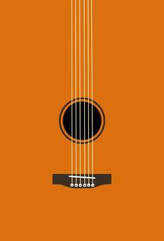 Musical Illustration with Concept Guitar Guitar Wallpaper Iphone, Ios 7 Wallpaper, Wallpaper Keren, Music Wallpaper, Event Poster Design, Poster Design Inspiration, Graffiti Doodles, Huawei Wallpapers, Guitar Posters