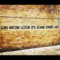 Street Art in #London (by unknown)