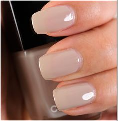 """559 frenzy     Chanel Frenzy Le Vernis / Nail Lacquer    is described as a """"lilac grey."""""""