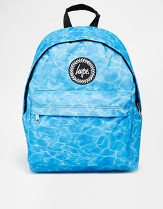 Hype Backpack in Pool Print
