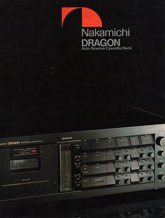 Nakamichi Dragon - www.remix-numerisation.fr - Rendez vos souvenirs durables