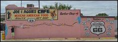 Ruta 66, Arizona