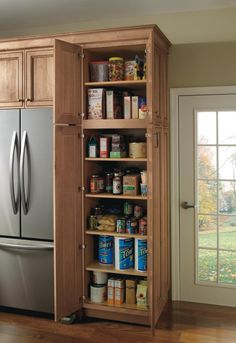 Incroyable Schrock Easy Access Tall Utility: The Little Things In Life Like Having An  Organized Pantry