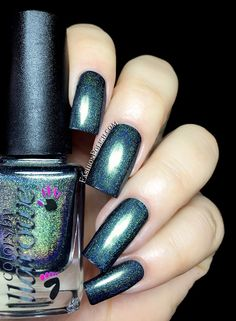 Fashion Polish: Colors by Llarowe Fall collection part 2 : the holos!  Seasons of Change