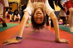 Kid Yogis!    8 Creative Ways to Share Yoga with Children