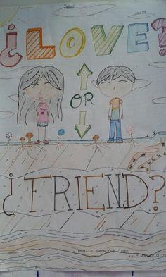 Love or friend? Chibi's problem