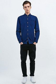 Selected Homme One Lou Shirt in Navy, £18 (on sale)