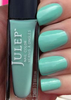 Julep's Denver  So so so pretty. Perfect for toes in spring and summer. Have it. Love it.