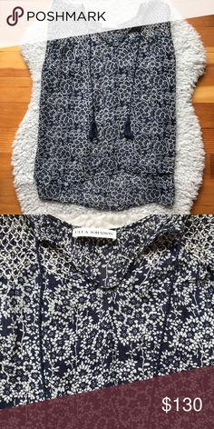 Ulla Johnson sheer top Never worn! Retails for $250 Ulla Johnson Tops Blouses