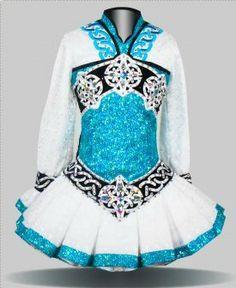Irish Dance Dress Dancing Costume & 437 best Irish Dance Dresses images on Pinterest | Irish dance ...