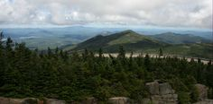 Vue, sommet,  Whiteface, Adirondacks, USA, 2014 Photos, Mountains, Usa, Nature, Travel, Upstate New York, Pictures, Naturaleza, Viajes