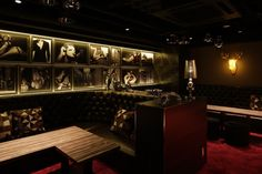 Ai nightclub by mousetrap, Osaka – Japan » Retail Design Blog