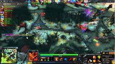 Highlights Fnatic vs Empire ESL one Manila Game 3 Channel Awesome, Battle Ground, Good Motivation, Dota 2, 2 Movie, Cloud 9, Esports, Manila, League Of Legends