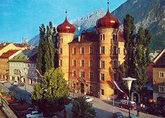 Lienz ~ Austria  ~  Lienz, the third largest city in Austria, lies predominantly on the southern side of the River Danube. Hauptplatz, the spacious baroquesquare main square, surrounded by wonderful cafes, marks the heart of the city. Take the opportunity to sample the delicious local speciality, Linzer Torte. Lienz abounds with charming residences and chapter houses. The area is also a popular destination for both hikers and skiers, depending on the season.