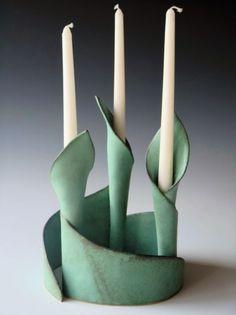 Ceramics — Kress Emporium Hand Built Pottery, Slab Pottery, Ceramic Pottery, Pottery Art, Clay Projects, Clay Crafts, Felt Crafts, Paper Crafts, Pottery Handbuilding