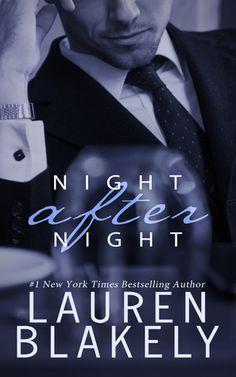 Lauren Blakely - Night After Night Good Romance Books, Romance Novel Covers, Romance Novels, Good Books, Books To Read, Night After Night, Night Book, Thursday Night, Mafia