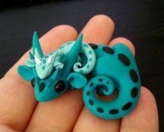 Scrap dragon by dragonsandbeasties: