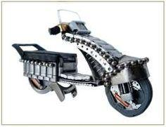 Motocykl -watch motorcycle skuter