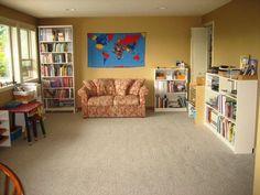 Another homeschool room!