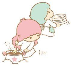 いちご新聞2月号☆ の画像|LittleTwinStars Official★Blog Kiki&Lala Dreamy Diary