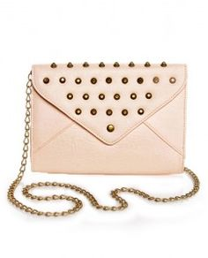 Lionel Carolyn Studded Shoulder Bag 67