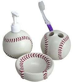 Google Image Result for http://image.made-in-china.com/2f0j00sMSTHhaylJoq/Baseball-Bathroom-Set-Resin.jpg