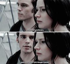 finnick odair mockingjay part 2 let the 76th hunger games begin - Google Search