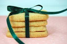 Easy shortbread cookie recipe