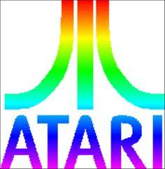 Atari - Corporate Use of Rainbow Logos