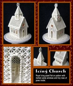 Icing Church - Christmas on Cake Central