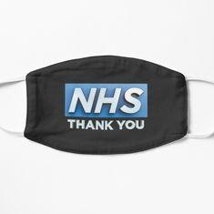 NHS Thank You 3D Face Mask #facemasks #masks #pandemic #covid19 #nhs #nhsthankyou #nurses #doctors #healthcare #staysafe 3d Face, Mask Design, Nurses, Doctors, Snug Fit, Face Masks, Being A Nurse, Facials, The Doctor