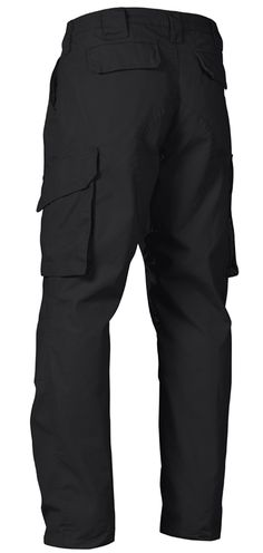 443fc54e4955 LA Police Gear Operator Tactical Pants with Elastic Waistband
